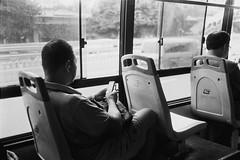 #热狗退役# 9月的热狗,打开窗就已经好舒服~ Kodak Double-X / 5222 (我系碩年) Tags: guangzhou bw film 35mm kodak hc110 rangefinder jupiter12 黑白 canton 生活 广州 旁轴 canon7 纪实 5222 扫街 胶片 电车 菲林 膠片 旁軸