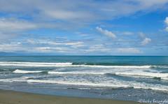 Sabang Beach, Baler (jackinetic) Tags: nature waves aurora baler balerbeach surfingspot