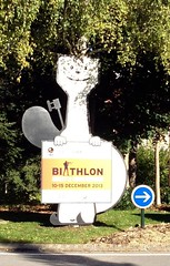 Installation - E.ON Coupe du Monde IBU de Biathlon