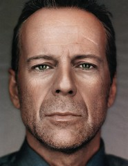 Bruce Willis (Luhqa) Tags: photoshop bruce retouch willis