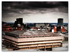 in this dirty old city where the sun refuses to shine (ikkio_too) Tags: buildings birmingham library picasa olympus e1 zd 1454mm otonised