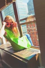 """Selfie Sunday""  [Dec. 15th 2013] (FulgentKlutz) Tags: city nyc newyorkcity blue summer portrait urban selfportrait newyork green fall fashion vintage photography nikon manhattan sigma style retro quirky parkavenue selfie vintageclothing d90 sigmalens vintagefashion nikond90 sigma1750mmf28 selfiesunday quirkystyle sigma1750mmf28exdcos faithkeay fulgentklutz"