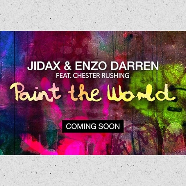 Coming soon. #PTW #PaintTheWorld