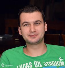 19 Decembrie 2013 » Stand-up comedy cu Tibi Neuronu și Cristi Priza