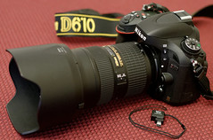 Nikon D610 12/27/2013 (jus10h) Tags: christmas new lens nikon present nikkor afs 2470mm d610 2013 wu1b