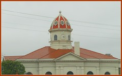 Yazoo County courthouse dome (jimsawthat) Tags: architecture mississippi courthouse smalltown architecturaldetails yazoocity