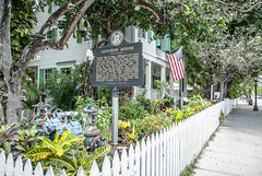 For my Birder Friends - Audubon House, Key West (KWPashuk) Tags: architecture garden nikon florida cottage historic restored keywest d200 audubon kwpashuk kevinpashuk
