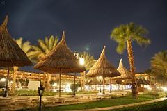 Siva Grand Beach Hurghada Ägypten (tani023) Tags: hotel licht nacht sommer urlaub laterne stern palme ägypten hurghada lichter sterne nachtfotografie palmen heiss hitze beleuchtet sonnenschirm