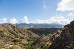 (lkaloti) Tags: clouds geotagged photography hawaii day waikiki oahu hike trail diamondhead honolulu hnl lightroom canon6d pwpartlycloudy