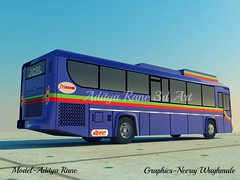 BEST Cerita Kinglong A.C. Bus (C.N.G.) (Aditya Rane 3D Art) Tags: old city india bus public buses station 3d coach model jay deluxe indian transport models best single bombay maharashtra thane ruby mumbai cerita backbay ashok leyland cng ordinary bandra dadar livery kinglong borivali wadala deonar mh01 oshiwara jcbl