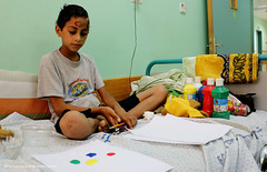 #GazaUnderAttack (#GazaUnderAttack) Tags: hospital israel kill wound khaled pse gazastrip gaza raed palestinian airstrike injure shalat palestinianterritory deiralbalah