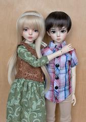 Hug! (Nichiko-chan) Tags: hal luts yuz dollzone