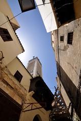 Fes (ila.b) Tags: minareto marocco cittimperiali