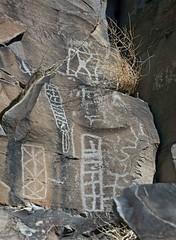 Petroglyphs / Little Lake Site (Ron Wolf) Tags: anthropology archaeology nativeamerican diamondpattern enclosedrectangle geometric meanderingline petroglyph rectangle rockart california littlelake