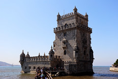 Belm Tower, Lisboa, Portugal () Tags: lisboa portugal belmtower unesco worldheritage canon 6d frank photographer relax vacation sunny 1740l moonfestival