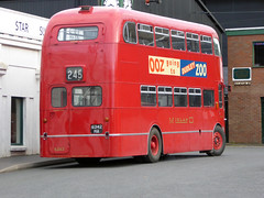Midland Red Bus (avesinc54) Tags: black country museum canal trust dudley peaky blinders bus trolly double dekker caverns barges canals