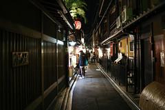 IMG_0973 (Jeff Amador) Tags: kyoto japan pontocho night street