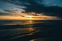 After rain (mougrapher) Tags: ifttt 500px sea sunset vsco beach water sky ocean clouds travel blue summer seascape beautiful sand beauty waves light sun mare italia sole tramonto