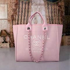 Chanel-Deauville-tote-Treschicshop (13) (TresChicShop.com) Tags: chanel tote handbag
