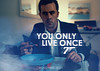 Photvember - 3rd - You Only Live Once (Barry Wilkinson) Tags: photvember james bond 007 poster comedy challenge selfie portrait movie action daft