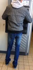 IMG_0925 (guy20034) Tags: sweet hot cool sexy guy boy man hunk stud ass butt hintern jeans adidas