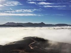#TuleTrail28k donde corres sobre nubes (gabofr) Tags: tuletrail28k ensenada trail running clouds nubes neblina correr montaa mountain