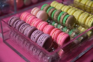 Macarons by Nadege Patissierie