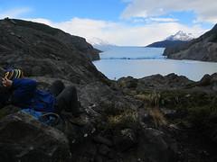 "Torres del Paine: trek du W. Jour 5: le glacier Grey. <a style=""margin-left:10px; font-size:0.8em;"" href=""http://www.flickr.com/photos/127723101@N04/30231509906/"" target=""_blank"">@flickr</a>"