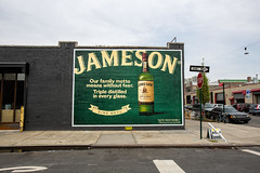 Jameson (Always Hand Paint) Tags: b201 jameson jamesoncomplete jamesonpop kristalindahl ooh outdoor colossalmedia alwayshandpaint skyhighmurals advertising colossal handpaint mural muraladvertising streetlevel winespirits