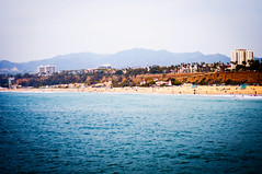 Santa Monica Beach, LA (matildahammar) Tags: santamonicabeach la california beach