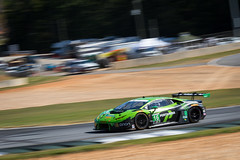 #16 Pumpelly-Lewis-Antinucci ChangeRacing LamborghiniHuracanGT3-9 (rickstratman26) Tags: road atlanta race racecar racing car cars motorsport motorsports canon panning