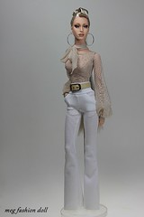 New outfit for Sybarite / Sybarite Gen X / 96 (meg fashion doll) Tags: new outfit for sybarite gen x 96