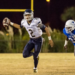 BHS Varsity Football vs Ft Dorchester 11-25-2016