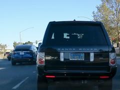 high rollers (Riex) Tags: tesla modelx electric rangerover auto car automobile vehicle vehicule wheels suv 4x4 karate california g9x