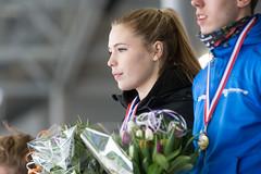 A37W1701 (rieshug 1) Tags: speedskating schaatsen eisschnelllauf skating nkjunioren knsb nkjuniorenallroundafstanden afstanden allround 50010001500massstart demeent alkmaar sportcomplexdemeent juniorenb ladies dames 3000m