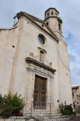 Esglsia parroquial de Santa Maria, Capafonts (esta_ahi) Tags: baixcamp capafonts esglsia parroquial santamaria esglsiadelassumpcidesantamaria ipa9436 architecture arquitectura tarragona spain espaa