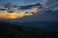 DSC_3212 (UdeshiG) Tags: mountain hike hillcountry teaestate mist sambar eagle hortonplains ohiya sunrise sky haputale nikon trek adisham