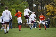 IMG_3789eFB (Kiwibrit - *Michelle*) Tags: soccer varsity boys high school game team monmouth mustangs nya north yarmouth academy maine 102916