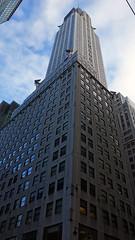 Chrysler 03876 (Omar Omar) Tags: newyork newyorkny newyorknewyork usa usofa etatsunis usono manhattan chryslerbuilding artdeco williamvanalen highrise rascacielo skyscraper gratteciel ĉielskrapanto