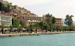 Nafplio waterfront IMG_0383 (mygreecetravelblog) Tags: greece peloponnese nafplio nauplion town village outdoor seafront waterfront harbourfront nafpliowaterfront nafpliobay sea bay