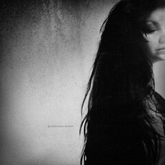 Wither from inside...[www.madalinabarna.com] (Madalina Barna) Tags: portrait selfportrait woman dirt struggle flesh girl remember memories love pain soul black noir dark darkness blackandwhite art fineart artwork mono monochrome blackhair longhair