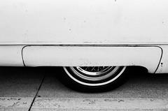 (laura_rivera) Tags: texas arlington carshow nikkormat nikkorlens laurarivera white black film 35mmlens 400 tmax kodak ft2 nikon cadillac car