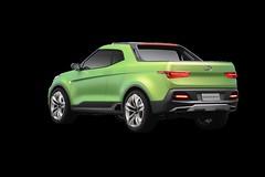 Hyundai Creta pickup concept