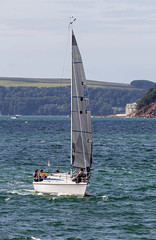 GBR 1191T 11th Sept 2016 #2 (JDurston2009) Tags: gbr1191t plymouthsound devon plymouth sailing sailingboat yacht