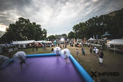 Rock The Park 2015 (X Infused) Tags: rtp rock park london ontario ldnont xinfused infused zorbs glow paint inflatables joust canada events interactive event productions live outdoor music festival