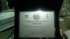 Lions Club Menfi promuove e partecipa alla prima Rassegna Vini di Qualità organizzata