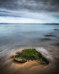 Not a Lot (Augmented Reality Images (Getty Contributor)) Tags: canon clouds coastline hopeman landscape leefilters longexposure morayshire nature rock scotland seascape tide water waves