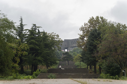 Monument of the Bulgarian-Soviet Friendship, 08.10.2014.