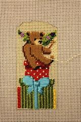 November 27 2016, Sunday (interchangeableparts) Tags: worksinprogress needlepoint toyshoppe kirkbradley