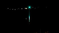 Gatsby's Green Light On the Water (Fitzgerald) (Chris Seufert) Tags: f scott fitzgerald gatsby green light bay provincetown cape cod author books
